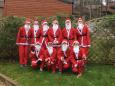 Charity Santa 5K Run